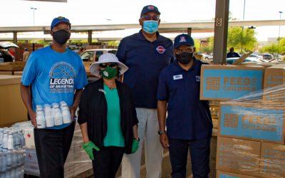 Organizing Feed Tucson 2020 to Feed the Community